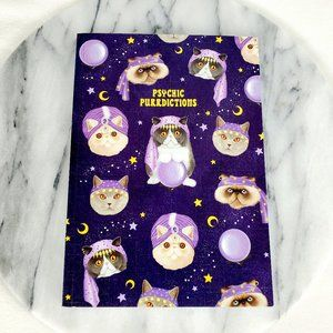 Kitty Cat PSYCHIC Purrdictions Notebook Central 23